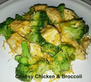 Cheesy Chicken & Broccoli